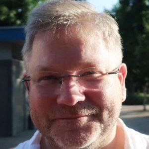 Headshot of Professor David Copplestone