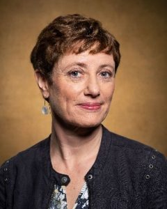 Headshot of Professor Rebecca Lunn